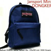 Tas Jansport Mini Nayala Biru Donker Bkltsmr01 Dst