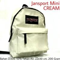 Tas Jansport Mini Nayala Cream Bkltsmr01 Dst