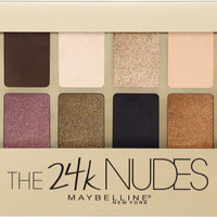 Jual Maybelline The 24K Nudes Eyeshadow Pallete Murah