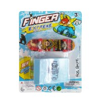 Fingerboard + Arena - Finger Extreme Sports | Skateboard Mini