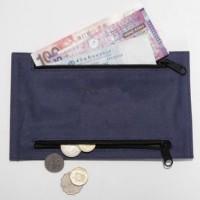 Wallet Currency Dompet mata uang asing bepergian travelling Luarnegeri