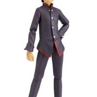 Bakemonogatari: Koyomi Araragi Figma Action Figure #A71 F/S