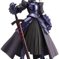 NEW figma 072 Fate/stay night Saber Alter Figure Max Factory F/S