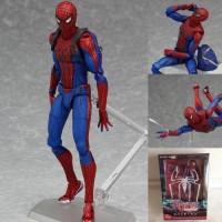Spiderman Marvel Figure Spider Man Figma Legends Series Amazing Gift B