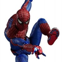 figma Amazing Spider-Man Non-Scale ABS & PVC Painted Action Figure Fre