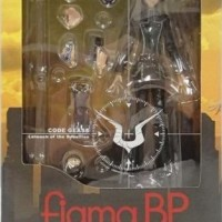 New Max Factory 002 Figma BP CODE GEASS Lelouch of the Rebellion Lampe