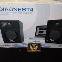 SAMSON MediaOne BT4 Active Studio Monitor With Bluetooth