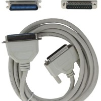 kabel printer dot matrix/ lpt standar