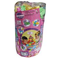 Mainan Edukasi/ Mainan Anak Lego Gold Kids isi 330 Pcs