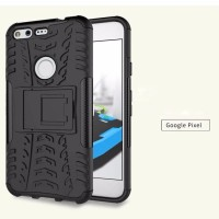 Google Pixel Soft Case Casing Back Cover Hp RUGGED ARMOR
