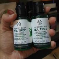ASLI THE BODY SHOP TEA TREE SKIN TONER 60ML