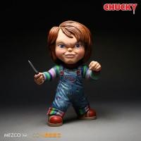 Mezco Chucky Vinyl Figure Child's Play ORI MISB Boneka Horror