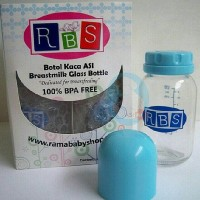 Botol kaca Asi RBS  4 x 150ml