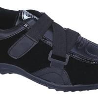 CAT 071 Sepatu casual sneakers footwear sekolah anak laki kekinian czr