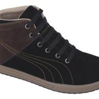 CTF 081 Sepatu kasual boot anak sekolah model kekinian czr