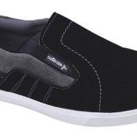 CAT 025 Sepatu casual sneakers footwear sekolah anak laki kekinian czr