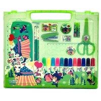 Mainan STATIONARY SET GGMM-119 HIJAU