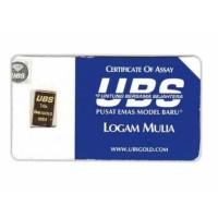 Logan Mulia UBS 1 gram
