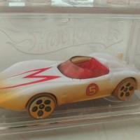Hot Wheels Speed Racer - Mach 5 Desert Race Hotwheels