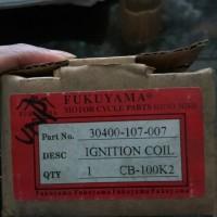 coil ignittion / koil honda CB 100 merek Fukuyama