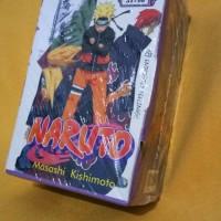 Komik BoxSet Naruto 31-40 SEGEL