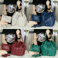 tas FOSSIL Authentic Neo Glamour 2in1 Smooth Leather like Ori