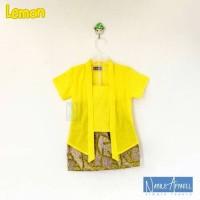 harga Kebaya Kutubaru Anak - Baby - Balita Modern - Lemon Tokopedia.com