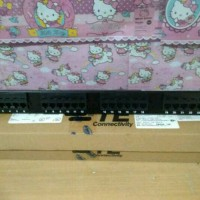 patch panel Amp cat 5