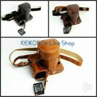 NEW MODEL PU Leather Case/Tas/Casing camera Fujiilm Fuji XT-1 / XT1