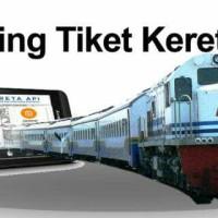booking tiket Turangga kereta api semua tujuan