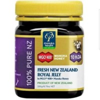 Manuka Honey Manuka Health MGO400 Royal Jelly 250gr