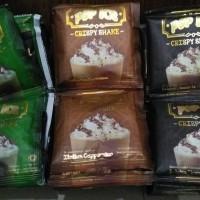 Jual POP ICE CRISPY SHAKE isi 10saset tiap rasa,berat setelah dikemas 400gr Murah