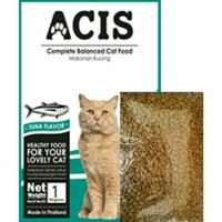 Acis Tuna cat food 1kg REPACK