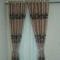 Curtains new era/Area panglima polim dan sekitar nya