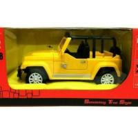 RC Jeep Car 4x4 Scale 1:28 / Mainan Remot Control Anak