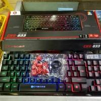 Cyborg Keyboard Gaming TKL Predator CKG-033