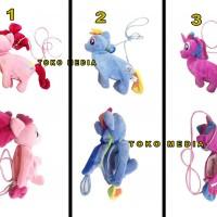 Jual OBRAL!! Tas Selempang Anak Berbentuk Boneka My Little Pony Bagus Murah Murah