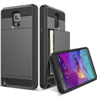Casing Samsung Galaxy Note 3 Kartu Verus Damda Slide Not Spigen Case