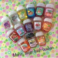 Bath and Body Works Hand Sanitizer