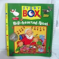 Harga buku anak dongeng big hearted noel import book english christmas | antitipu.com