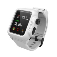 harga Catalyst Apple Watch 42mm Series 2 Case Waterproof Resistant - White Tokopedia.com