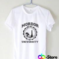 T Shirt | Kaos Lord Of The Rings - Mordor University (black)