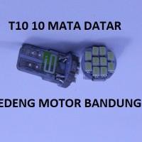 harga Led T10 10 Titik Luminos (senja/plat Nomor) Motor/mobil Tokopedia.com