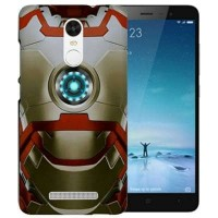 Casing Hp Ironman Superhero Xiaomi Redmi Note 3 Custom Case