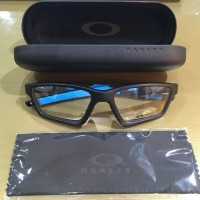 Kacamata Frame Oakley Crosslink Sweep Original - Black Blue (OX8031)