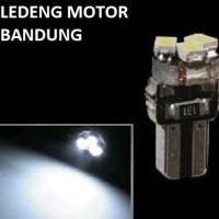 Lampu LED T5 3 Mata Nine Luminos (Speedometer)