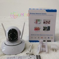 IP Camera Dual Antena Wifi P2P 720P HD