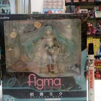 Sale Mainan action figure Figma 100 Hatsune miku Max factory