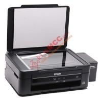 Printer Epson L360 multifungsi infus + tinta + kertas 1 rim