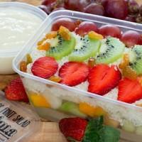 Jual Salad Buah De Lima Ukuran 1000 ml Murah